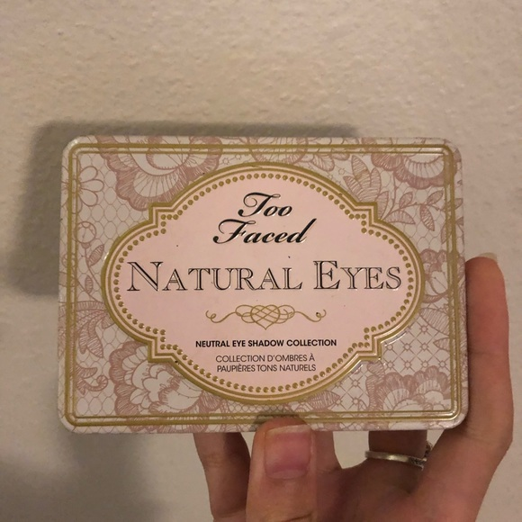 Too Faced Other - Two Faced Natural eyes palette